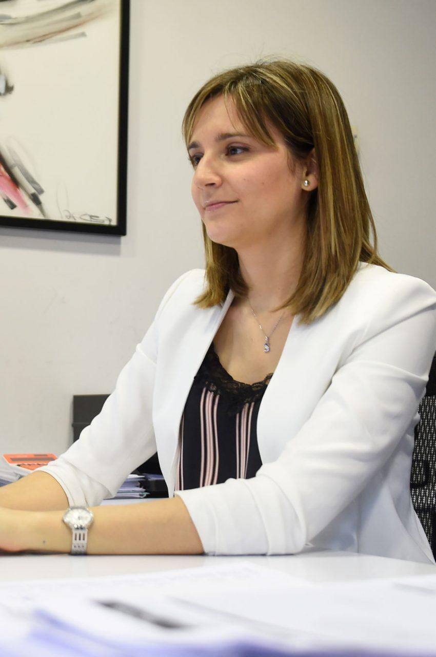 Sandra Vallés Gestoría Cebollero Almacelles, Lleida