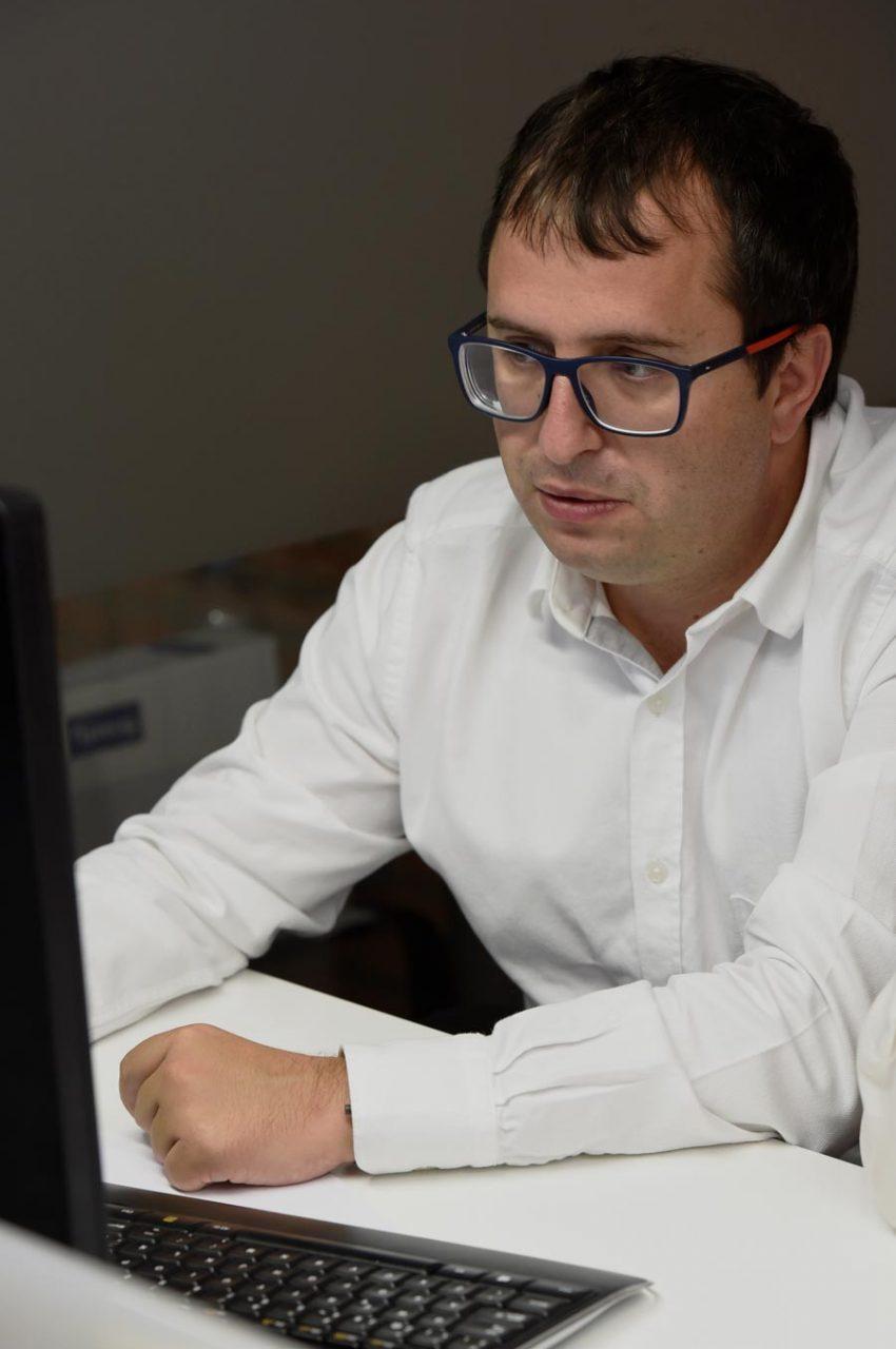 José Miguel Zurita Gestoría Cebollero Almacelles, Lleida